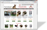 Classy Pet Shop - Dog Houses & Dog Runs